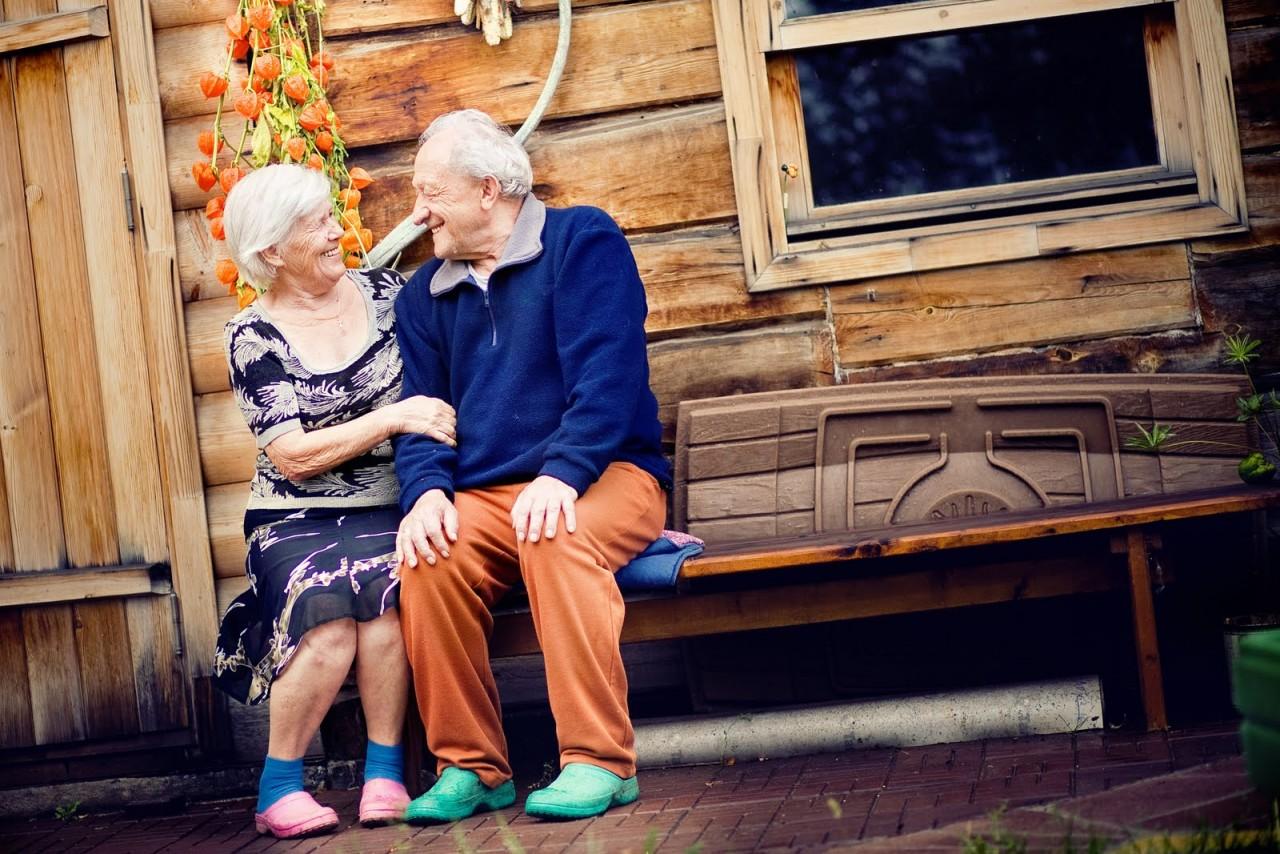 Смотреть дедушка с бабушкой 9 фотография